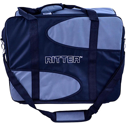 Ritter Accessory RCAC-XL-9/BST X-Large Bag Black/Steel Grey