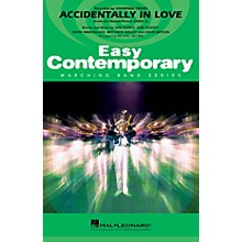 Cherry Lane Accidentally in Love Marching Band Level 2 Arranged by Michael Brown