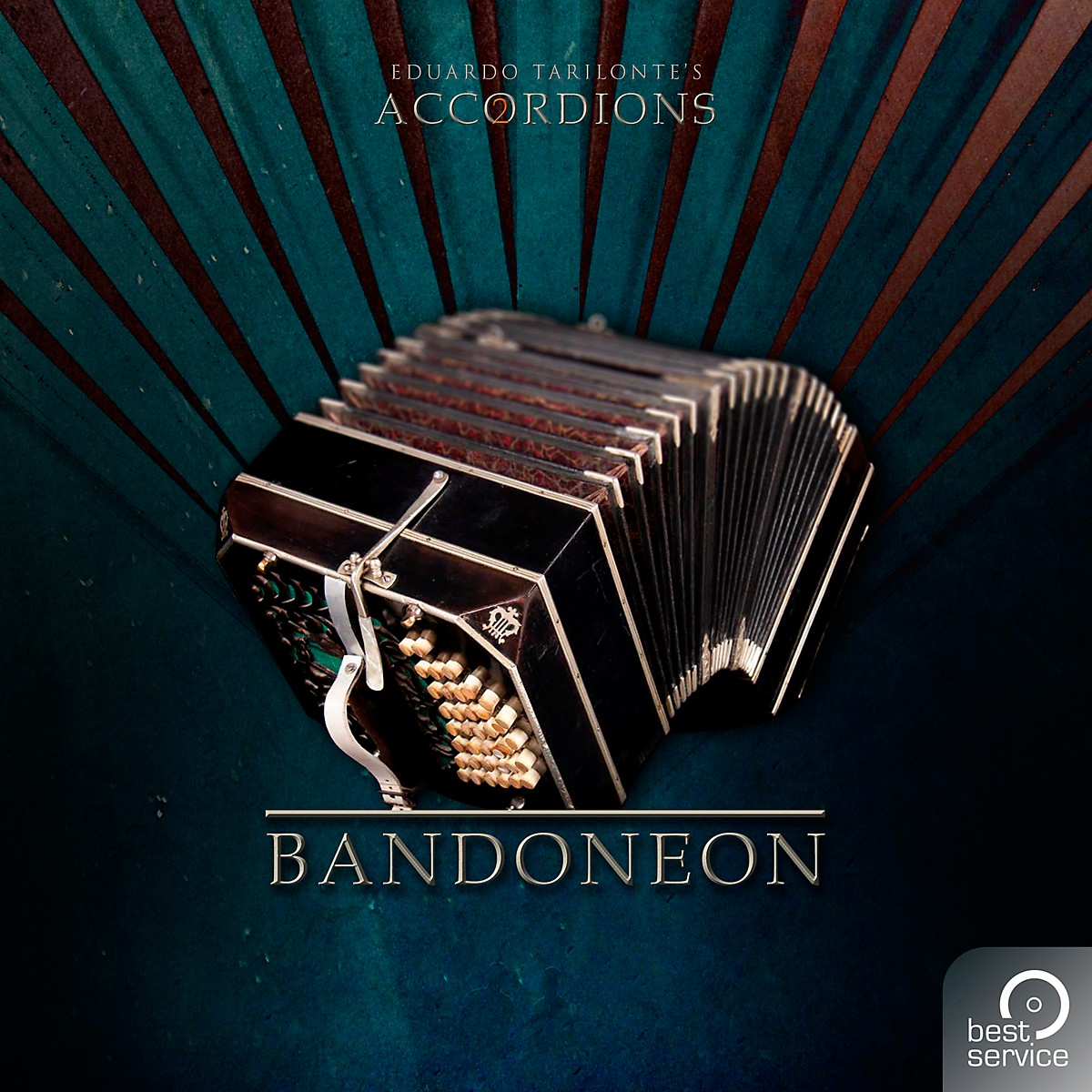 Best Service Accordions 2 - Single Bandoneon