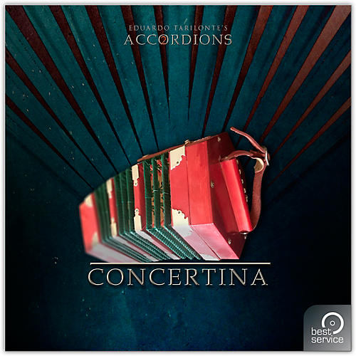 Best Service Accordions 2 - Single Concertina