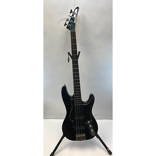 used epiphone accu bass electric bass guitar black guitar center. Black Bedroom Furniture Sets. Home Design Ideas