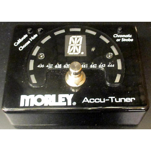 Morley Accu Tuner Tuner Pedal