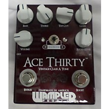Wampler Ace Thirty Effect Pedal