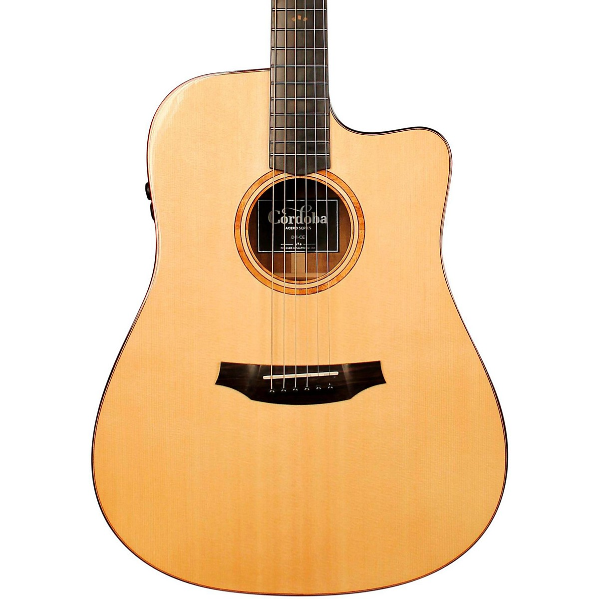 Cordoba Acero D11-CE Acoustic-Electric Guitar