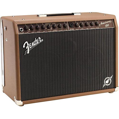 fender acoustasonic 150 150w 2x8 acoustic guitar combo amp guitar center. Black Bedroom Furniture Sets. Home Design Ideas