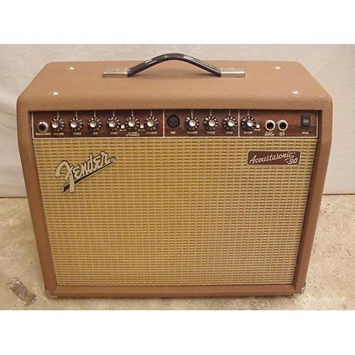 Fender Acoustasonic 30 DSP Acoustic Guitar Combo Amp