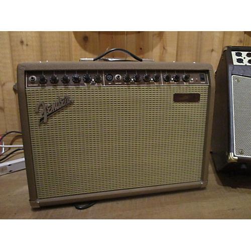 used fender acoustasonic jr 40w acoustic guitar combo amp guitar center. Black Bedroom Furniture Sets. Home Design Ideas