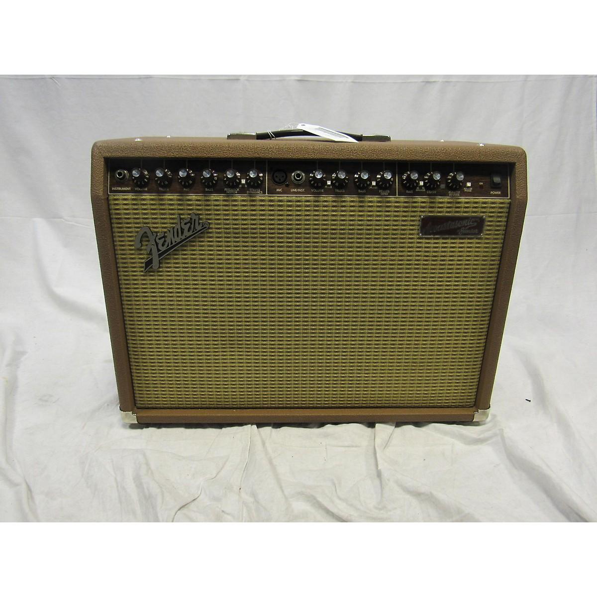 Fender Acoustasonic Jr Dsp 80W Acoustic Guitar Combo Amp