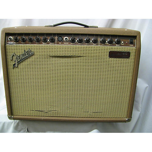 used fender acoustasonic junior pr334 acoustic guitar combo amp guitar center. Black Bedroom Furniture Sets. Home Design Ideas