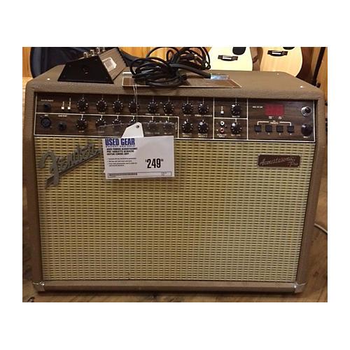 used fender acoustasonic pro 160watts acoustic guitar combo amp guitar center. Black Bedroom Furniture Sets. Home Design Ideas