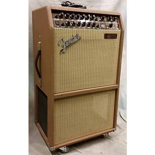 used fender acoustasonic sfx pr370 450watts acoustic guitar combo amp guitar center. Black Bedroom Furniture Sets. Home Design Ideas