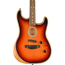 Acoustasonic Stratocaster Acoustic-Electric Guitar 3-Color Sunburst