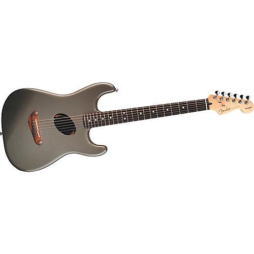 fender acoustasonic stratocaster electric guitar guitar center. Black Bedroom Furniture Sets. Home Design Ideas