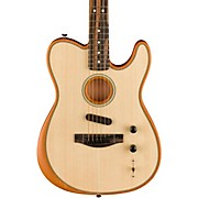 Acoustasonic Telecaster Acoustic-Electric Guitar Natural