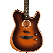 Acoustasonic Telecaster Acoustic-Electric Guitar Sunburst