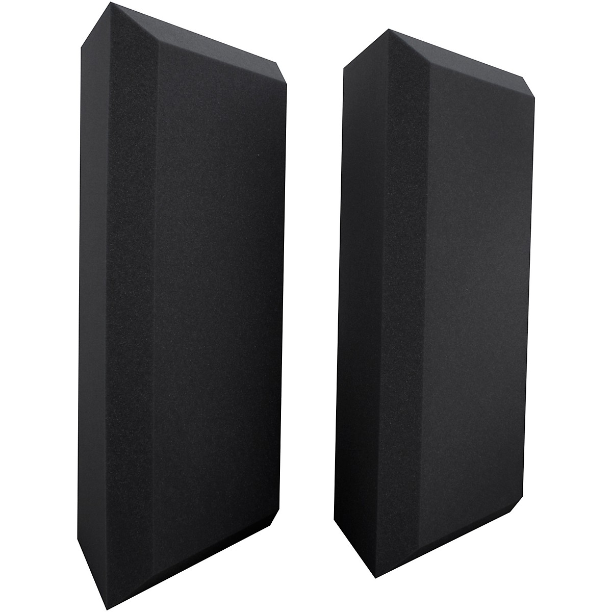 Ultimate Acoustics Acoustic Bass Trap - 24x12x12 Bevel (2 Pack)