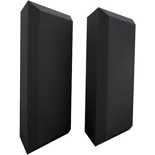 Ultimate Acoustics Acoustic Bass Trap - 24x12x12 Bevel (2 Pack)
