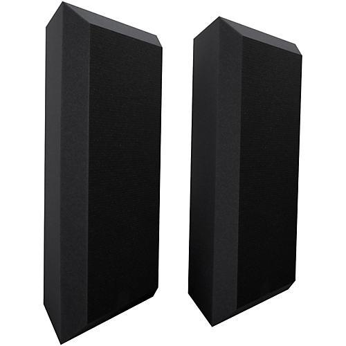 Ultimate Acoustics Acoustic Bass Trap with Vinyl Coating - Bevel (UA-BTBV) 2-Pack