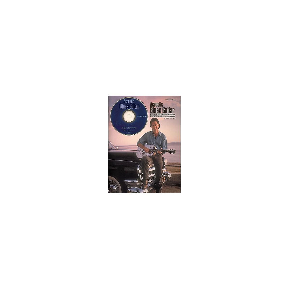 Centerstream Publishing Acoustic Blues Guitar Book/CD