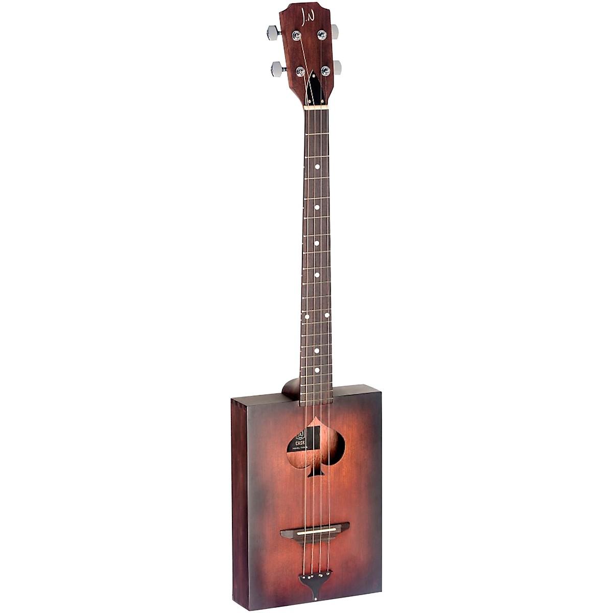 JN Guitars Acoustic Cigar Box Guitar