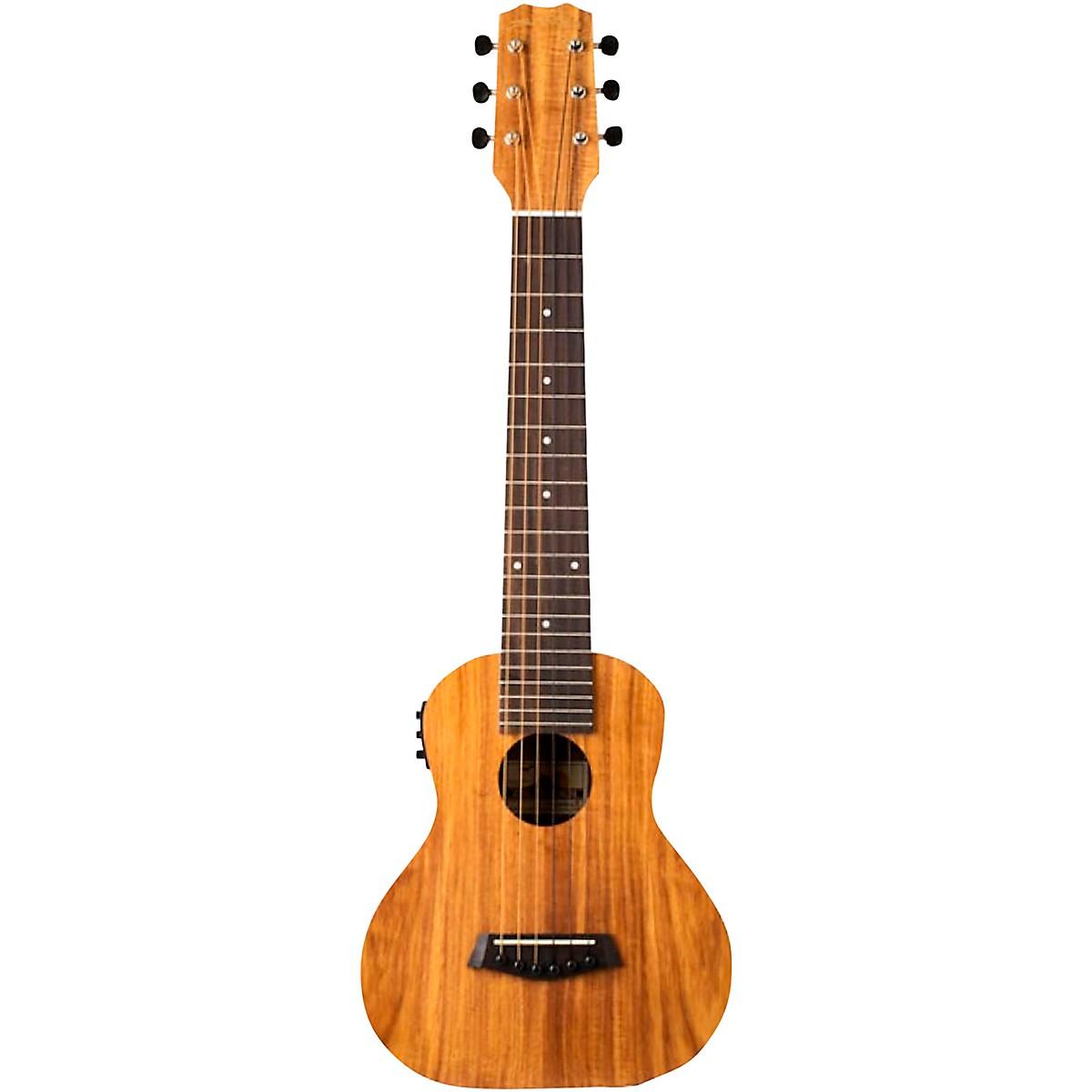 Islander Acoustic-Electric Acacia Guitarlele