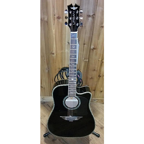 used keith urban acoustic electric package acoustic electric guitar pack guitar center. Black Bedroom Furniture Sets. Home Design Ideas
