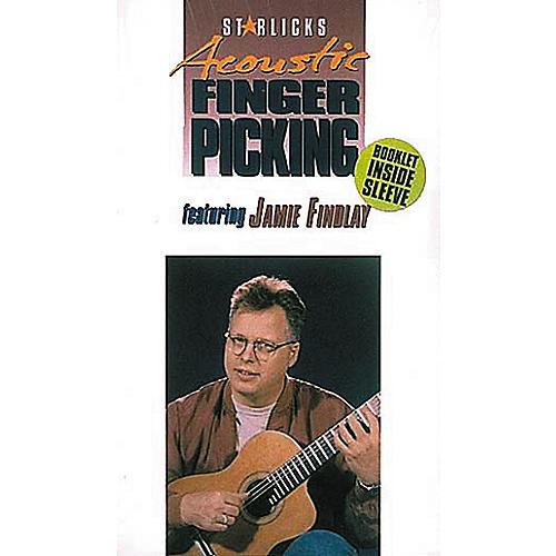 Hal Leonard Acoustic Finger Picking Video