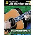 String Letter Publishing Acoustic Guitar Lead and Melody Basics (Book/CD) thumbnail