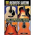 Hal Leonard Acoustic Guitar Owner's Manual Book thumbnail