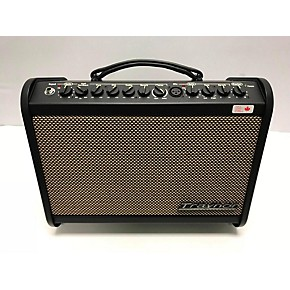 used traynor acoustic master mini acoustic guitar combo amp guitar center. Black Bedroom Furniture Sets. Home Design Ideas