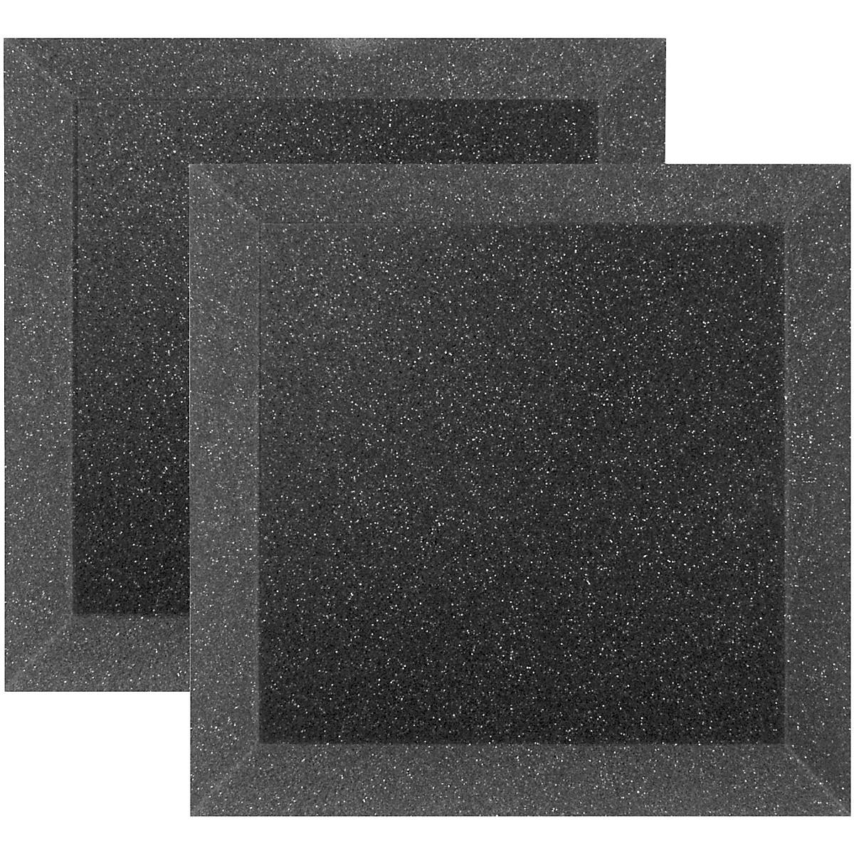 Ultimate Acoustics Acoustic Panel - Bevel 2-Pack