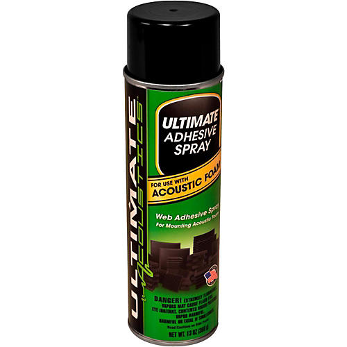 Ultimate Acoustics Acoustic Panel Adhesive Spray