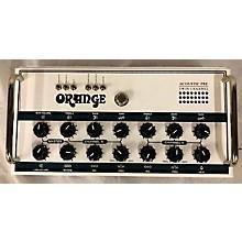 Orange Amplifiers Acoustic Pre Twin Channel Guitar Preamp
