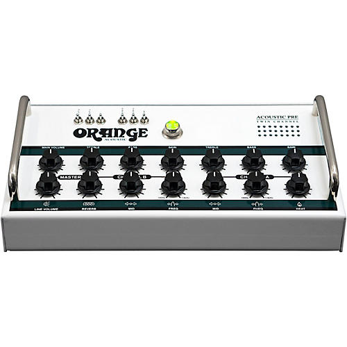 Orange Amplifiers Acoustic Pre Twin Channel Preamp
