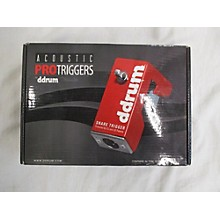 Ddrum Acoustic Pro Triggers Acoustic Drum Trigger