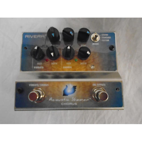 Rivera Acoustic Shaman Effect Pedal