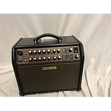 Boss Acoustic Singer Live 60w Footswitch