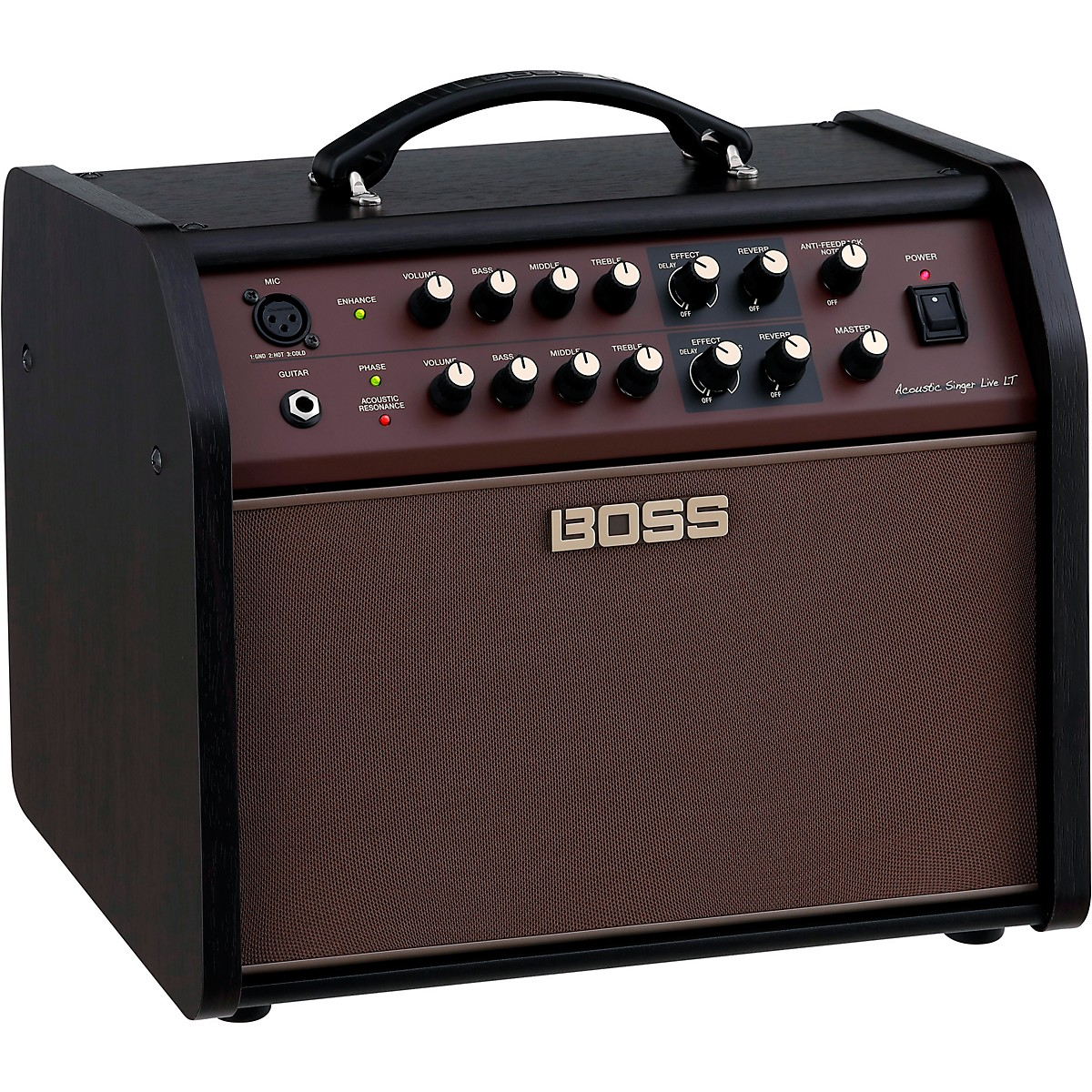 Boss Acoustic Singer Live LT 60W 1x6.5 Acoustic Guitar Combo Amplifier
