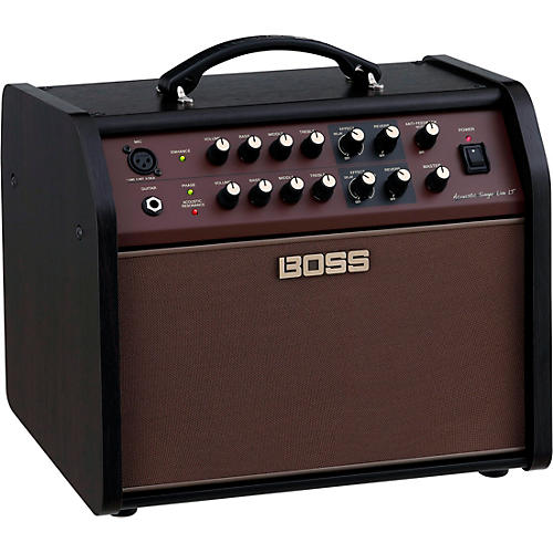 Boss Acoustic Singer Live LT 60W 1x6.5 Acoustic Guitar Combo Amplifier