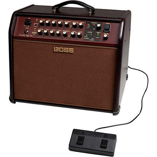 boss acoustic singer pro 120w 1x8 acoustic guitar combo amplifier guitar center. Black Bedroom Furniture Sets. Home Design Ideas