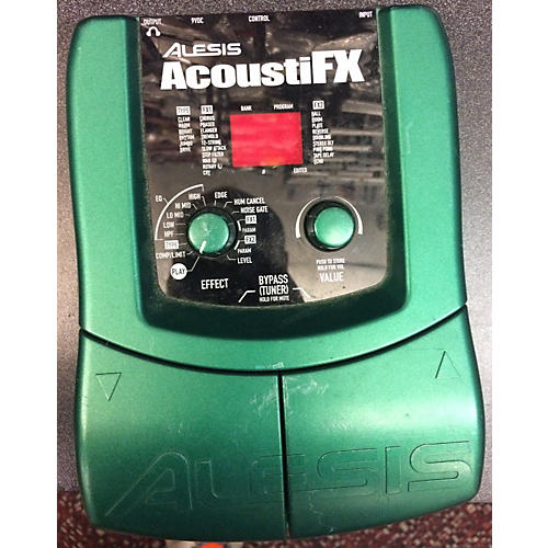 Alesis Acoustifx Effect Processor