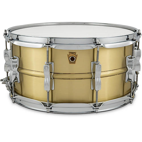 Ludwig Acro-Brass Snare Drum