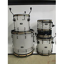 SJC Drums Acrylic/Maple LED Drum Kit