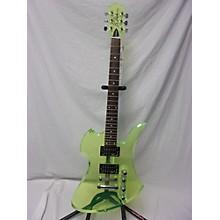 B.C. Rich Acrylic Mockingbird Solid Body Electric Guitar