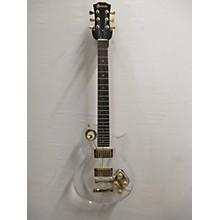 Galveston Acrylic Single Cut Solid Body Electric Guitar