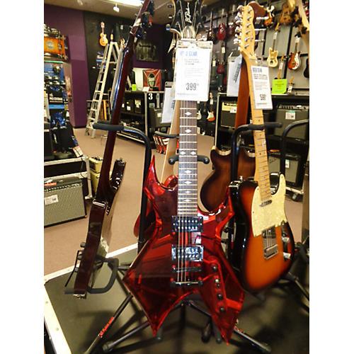 B.C. Rich Acrylic Warlock Solid Body Electric Guitar