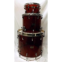 SJC Drums Acryllic Custom Drum Kit