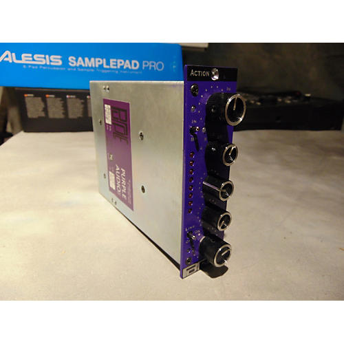 Purple Audio Action Compressor 500 Series Rack Equipment