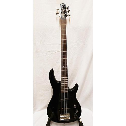 used cort action electric bass guitar black guitar center. Black Bedroom Furniture Sets. Home Design Ideas
