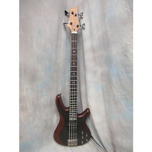Custom Shop Parts Active Electric Bass Guitar